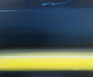 AFTER ALL 2 (Acrylfarbe auf Lw., 80 x 100 cm)