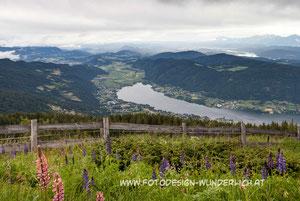 Kärnten, Ossiacher See (Fotodesign-Wunderlich)