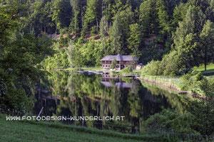 Kärnten, Aichwaldsee (Fotodesign-Wunderlich)