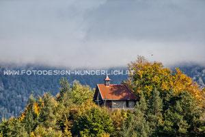 Kärnten, Arnoldstein, Gailitz, Kirche (Fotodesign-Wunderlich)