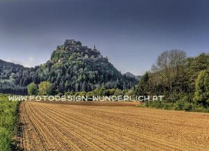 Kärnten, Burg Hochosterwitz (Fotodesign-Wunderlich)