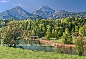 Aichwaldsee (Fotodesign-Wunderlich)