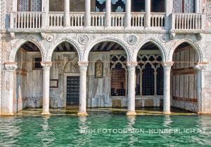 Ca' d'Oro, Palast (Fotodesign-Wunderlich)