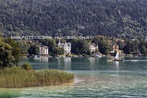 Kärnten, Wörthersee, Pörtschach (Fotodesign-Wunderlich)
