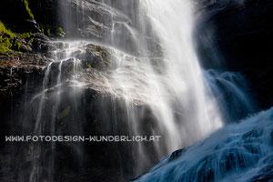Kärnten, Fallbachfall, Maltatal (Fotodesign-Wunderlich)