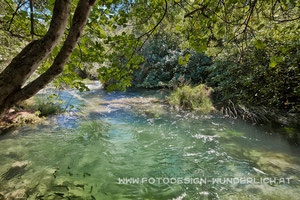 Nationalpark Krka, Krka - Wasserfälle (Fotodesign-Wunderlich)