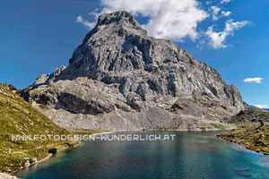 Kärnten, Karnische Alpen, Wolayer See (Fotodesign-Wunderlich)