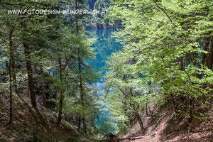 Kärnten, Weissensee (Fotodesign-Wunderlich)