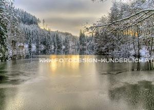 Kärnten, Teiche in Moosburg (Fotodesign-Wunderlich)