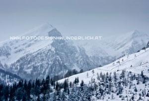 Kärnten, Goldeck, Blick zum Staff (Fotodesign-Wunderlich)