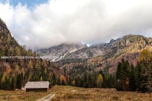 Pisnica - Tal, Triglav - Nationalpark, bei Kranjska Gora (Fotodesign-Wunderlich)