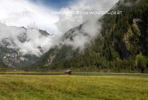 Kärnten, Hohe Tauern, Seebachtal (Fotodesign-Wunderlich)