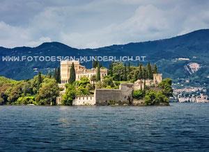 Gardasee, Isola del Garda , Villa Cavazza-Borghese (Fotodesign-Wunderlich)