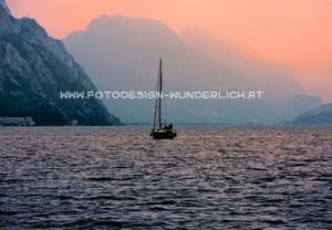 Gardasee, Lago di Garda, Westufer (Fotodesign-Wunderlich)