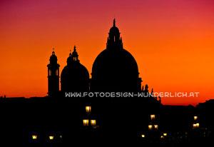Santa Maria della Salute (Fotodesign-Wunderlich)