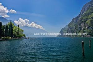 Nordufer - Riva del Garda (Fotodesign-Wunderlich)