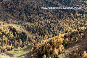 Kärnten, Herbst in den Nockbergen (Fotodesign-Wunderlich)