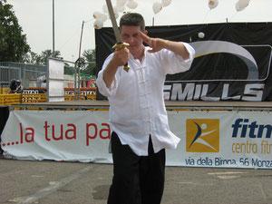 FESTA DELLO SPORT GIUGNO 2008 - PARCO DI MONZA -