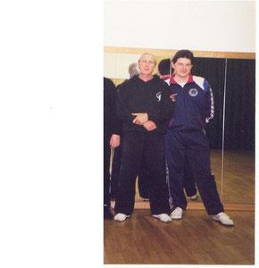 SEMINARIO ANTHONY WALMSLEY MILANO 1999