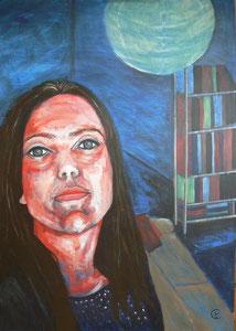Acryl Painting 140 x 100 cm