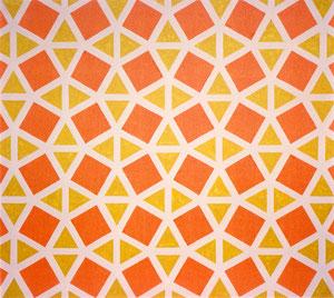 El Yom (hommage à l'art islamique), 1984, acrylique sur toile, 180 x 160 cm