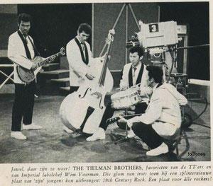 Tuney Tunes December 1960
