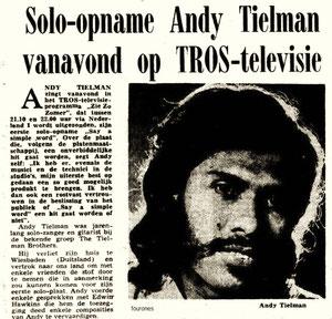 De Telegraaf 5-8-1971