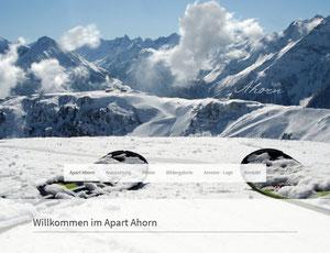 www.apart-ahorn.at