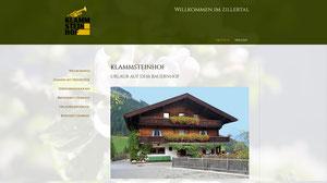 www.klammsteinhof.at