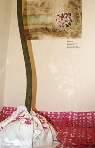 © Nathalie Arun, Installation Letzte Sakura