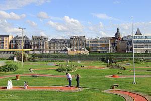 Mini-golf de Dieppe (Dieppe - Haute Normandie - France - Juin 2012)