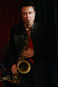 Sax ténor: Nicolas Montier / Air Swing and Fire / SancySnowJazz 2007