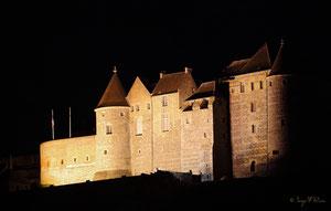 Le château de Dieppe (Haute Normandie - France - Juin 2012)