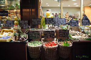 Primeur (Marchand de légumes) - Noël 2011 - Rouen - Seine Maritime - Haute Normandie - France
