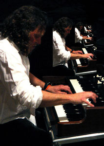 "Orgue-Hammond: Christophe Duplan / Didier Desbois 4tet ""Bostic Session"" / SancySnowJazz 2008"