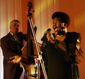 Janice Harrington & Le Boogie Woogie Band / SancySnowJazz 2008