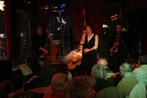 Chant: Pauline Atlan / Air Swing and Fire / SancySnowJazz 2007
