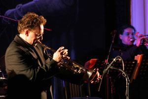 Trompette: François Bienan / Laurent Mignard Duke Orchestra / SancySnowJazz 2007