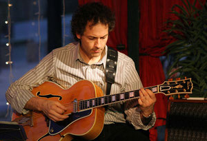 Guitare: Nicolas Peslier / Air Swing and Fire / SancySnowJazz 2007