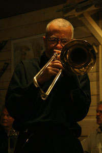 "Trombone: Jacques Sallent / Uncle Boom joue ""Fats Waller"" / SancySnowJazz 2008"