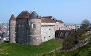 Château de Dieppe (Dieppe - Haute Normandie - France - Juin 2012)