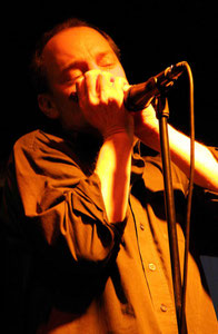 "Harmonica: Paul Orta / Michael Maass ""The Crazy Hambones"" / SancySnowJazz 2007"