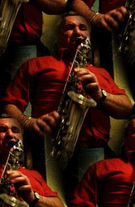 """Sax alto: Didier Desbois / Didier Desbois 4tet """"Bostic Session"""" / SancySnowJazz 2008"""
