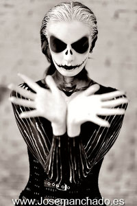 jack skellington, jack skellington bodypaint, jack skellington make up,nightmare before christmas, maquillaje pesadilla antes de navidad, jack skellington bodypaint