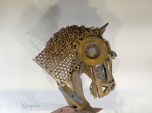 Le petit cheval de Lamballe - (sur demande)