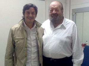 Fabrizio Riceputi e Bud Spencer Volami nel cuore 2008