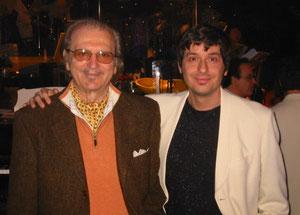 Pippo Caruso e Fabrizio Riceputi 50 anni RAI buon compleanno TV 2004