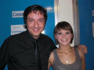 Fabrizio Riceputi e Alessandra Amoroso Rai ti lascio una canzone 2010