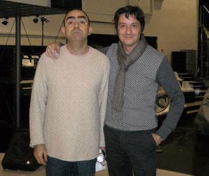 SElio e Fabrizio Riceputi erata d'onore 2008