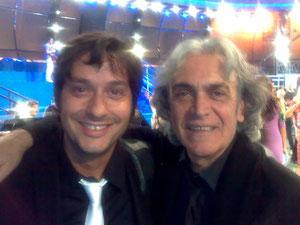 Fabrizio Riceputi e Riccardo Fogli Volami nel cuore 2008